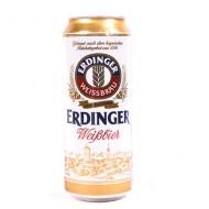Pivo belo Erdinger CAN 0.5L