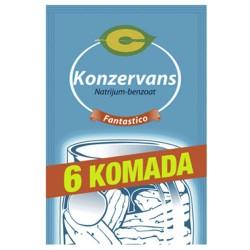 Konzervans C 5g 6/1 (30g)